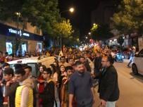 TEZAHÜRAT - Afyonkarahisar'da Caddeler Meşalelerle Aydınlandı