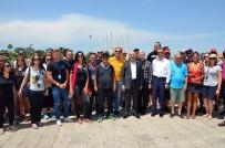 AVRUPA BIRLIĞI - Allgaeu Orient Dostluk Ve Barış Rallicileri Adana'da
