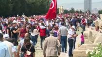ANıTKABIR - Anıtkabir'e Ziyaretçi Akını