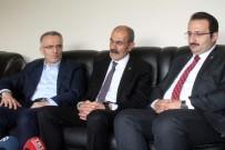 Bakan Ağbal, MHP İl Başkanlığını Ziyaret Etti