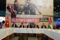 REFAH SINIR KAPISI - Başbakan Yardımcısı Akdağ'dan Filistin'e Yardım Kampanyası Açıklaması