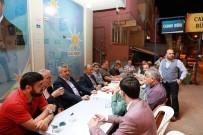 EKONOMİK BÜYÜME - Başkan Baran, 'Körfezlinin Derdini Hep Kendimize Dert Edindik'