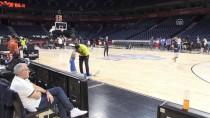 REAL MADRID - Basketbol Açıklaması THY Avrupa Ligi'nde Finale Doğru