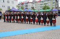 TUGAY KOMUTANI - Bingöl'de 19 Mayıs Coşkuyla Kutlandı