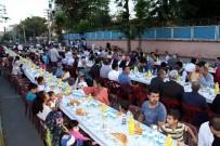 Bismil Belediyesi'nin İftar Programına Yoğun İlgi
