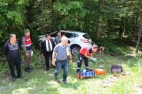 ABANT - Bolu'da Tatil Dönüşü Trafik Kazası Açıklaması 3 Yaralı