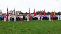 BAYRAK YARIŞI - Burhaniye'de 19 Mayıs Kutlandı