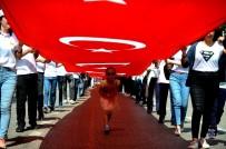 FOLKLOR - Bursa'da 19 Mayıs Coşkusu