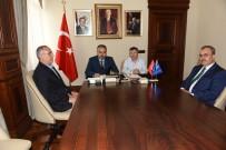 DOĞANBEY - Bursa'da 700 Yıllık Mescit Ayağa Kaldırılıyor