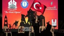YAVUZ BAHADıROĞLU - Çanakkale Savaşları'nın Tıbbiyeli Kahraman Şehitleri Anıldı