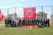 MASA TENİSİ - Develide 19 Mayıs Atatürk'ü Anma, Gençlik Ve Spor Bayramı Kutlamaları