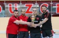 MASA TENİSİ - Divapan Şampiyonluğu Yıllardır Bırakmıyor