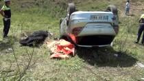 Diyarbakır'da Trafik Kazası Açıklaması 2 Ölü, 3 Yaralı