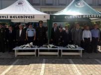 SÜLEYMAN ŞIMŞEK - Elbeyli İlçesinde 19 Mayıs  Kutlamaları