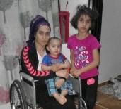 ÇALIŞAN ANNE - Engelli Anne Yardım Bekliyor