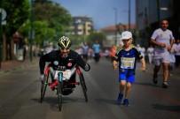 TEKERLEKLİ SANDALYE - Engelli Milli Maratoncu Finlandiya'da Türkiyeyi Temsil Edecek