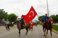ÖZEL HAREKAT POLİSLERİ - Erzincan'da 19 Mayıs Coşkusu