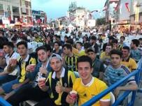 KADIR TOPBAŞ - Esenler'den Fenerbahçe'ye 'Dev' Destek