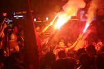 FATİH TERİM - Galatasaray'ın Şampiyonluğu Gaziantep'te Coşkuyla Kutlandı