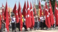ALI YERLIKAYA - Gaziantep'te 19 Mayıs Coşkusu