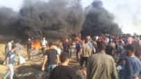 İSRAIL - Gazze'de Ölü Sayısı 66'Ya Yükseldi
