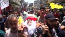 MÜLTECI - Gazze Şehidi Toprağa Verildi