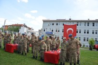 SOSYAL HİZMETLER - Gölbaşı'nda Engelliler Temsili Askerlik Yaptı
