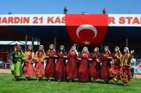 İÇİŞLERİ BAKANI - Güneydoğu'da 19 Mayıs Coşkuyla Kutlandı