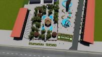 BİTLİS - Güroymak'a Kent Meydanı Yapılıyor