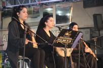 ESMAÜL HÜSNA - Hakkari'de Elifi Nağme Konserine Büyük İlgi