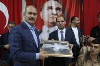 SÜLEYMAN SOYLU - İçişleri Bakanı Süleyman Soylu  Silopi'de