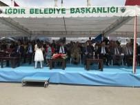 ZÜBEYDE HANıM - Iğdır'da 19 Mayıs Coşkusu