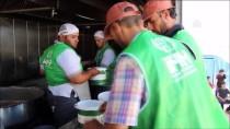 LAZKİYE - İHH'dan Suriye'de Her Gün 50 Bin Kişiye İftar