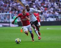 İSMAIL ŞENCAN - İlk Yarı Beşiktaş'ın