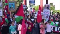 İNSAN HAKLARI ÖRGÜTÜ - İsrail'in Gazze'deki Katliamı Cenevre'de Protesto Edildi