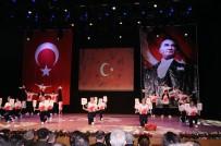 CEMAL REŞİT REY - İstanbul'da 19 Mayıs Atatürk'ü Anma, Gençlik Ve Spor Bayramı Kutlandı