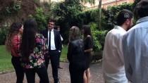 MURAT SALIM ESENLI - İtalya'da 19 Mayıs Resepsiyonu