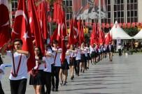 EROL AYYıLDıZ - İzmir'de 19 Mayıs Coşkusu