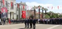 TUGAY KOMUTANI - İzmir'de Coşkulu 19 Mayıs