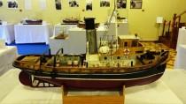 'Kanatsız Kuşlar Gemi Modelleri' Sergisi
