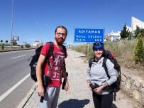 KıBRıS - Katliamın Durması İçin Otostopla Filistin'e Gidecekler