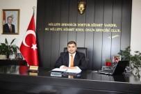 CENNET - Kaymakam Kızıltoprak'tan 19 Mayıs Kutlaması