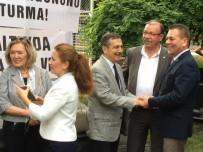 ODUNPAZARI - Kırım Derneği Başkanı Olcay Açıklaması 'Kırım'la İlgili Çalışması Olmayan Siyasiler Kapımızı Çalmasın'