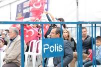 MEHTER TAKIMI - Kırşehir'de 19 Mayıs Kutlamaları Gençlik Yürüyüşü İle Başladı