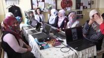 HARMANKAYA - Köylü Kadınlara, Çocuklarını İnternetin Zararlarından Koruma Eğitimi
