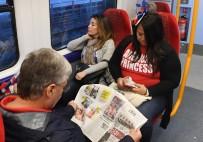 PRENS HARRY - Kraliyet Düğünü Meraklıları Windsor Trenlerini Doldurdu