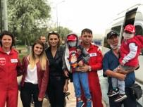 SOLO TÜRK - Lösemili Miniklere Türk Yıldızları Morali
