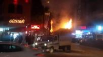 KıŞLA - Malatya'da Araç Yangını