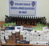 KAÇAK İÇKİ - Mersin'de Uyuşturucu Ve Kaçakçılığa Geçit Yok Açıklaması 49 Gözaltı