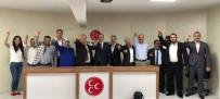 FERASET - MHP'de 14 Kişilik Listeye Giremeyen Aday Adaylarıyla Toplantı Yapıldı